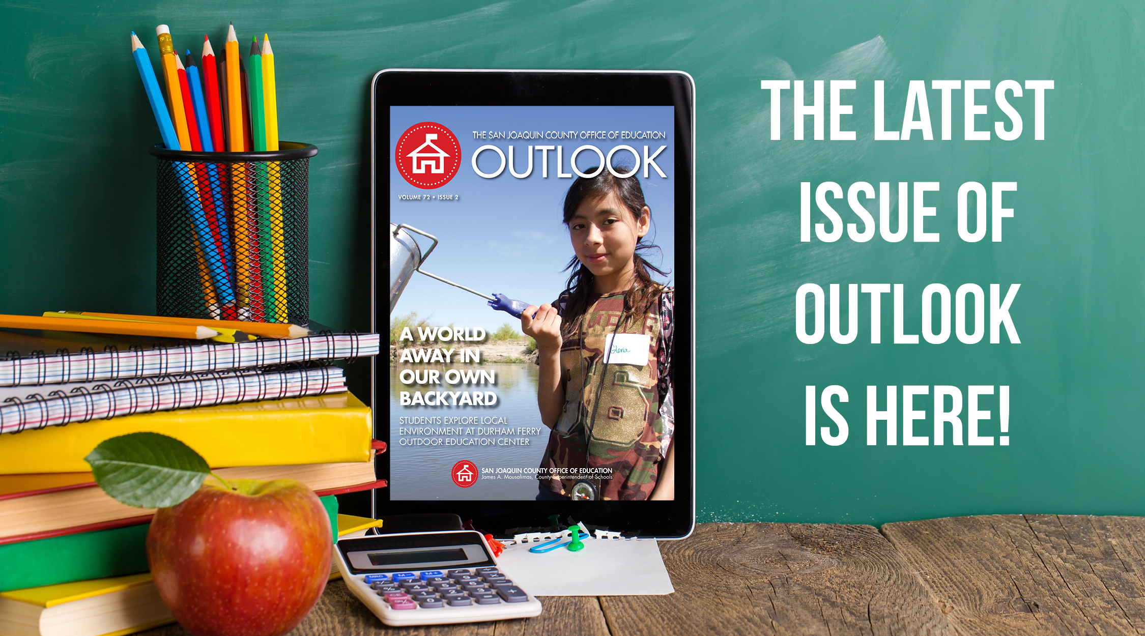 The November Issue of Outlook is Here!