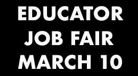 Teacher and Educator Recruitment Fair
