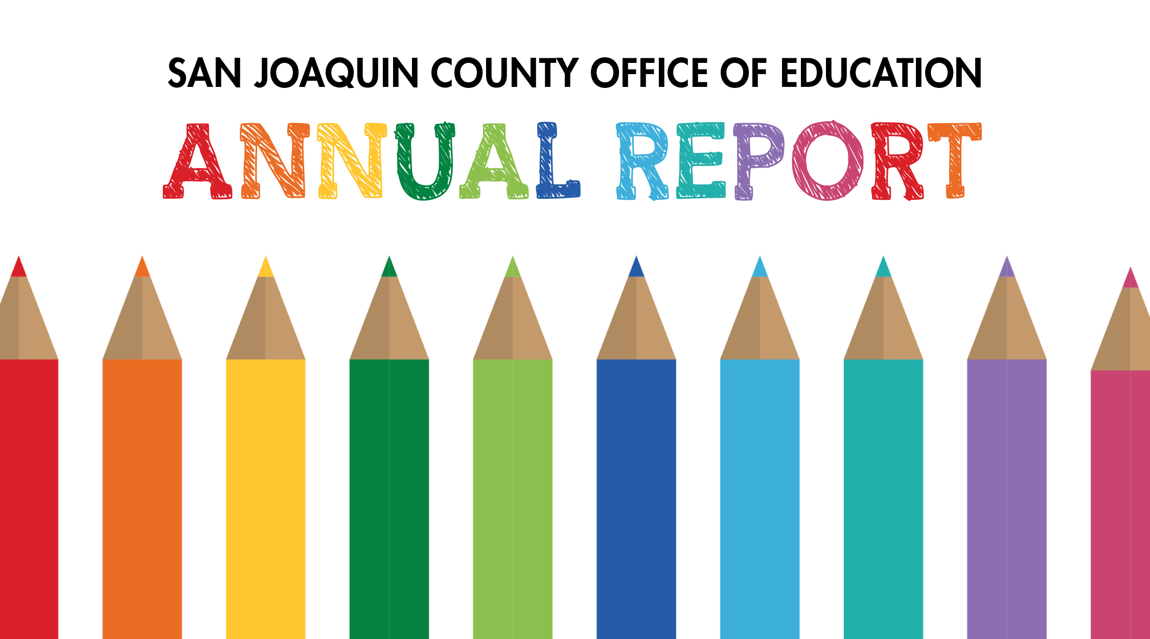 SJCOE 2018-2019 ANNUAL REPORT
